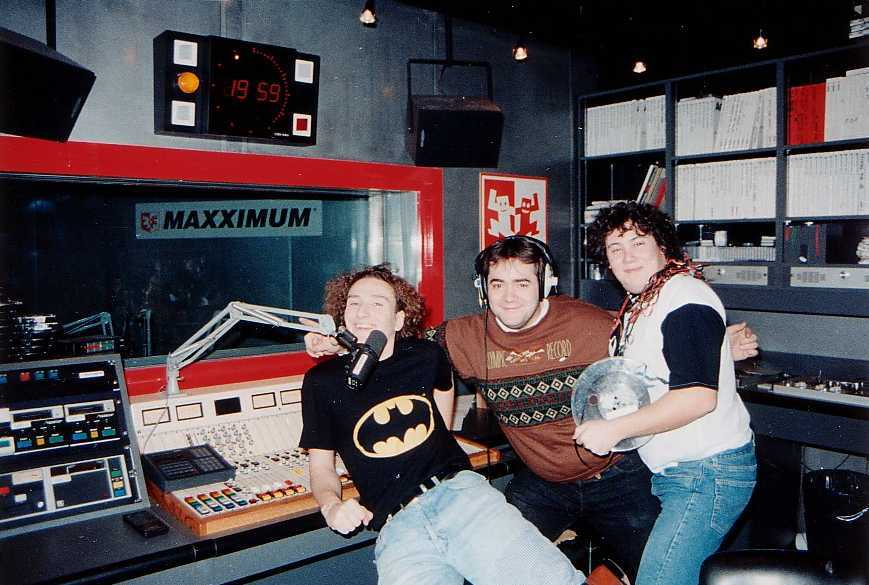 Maxximum Les halles 1990